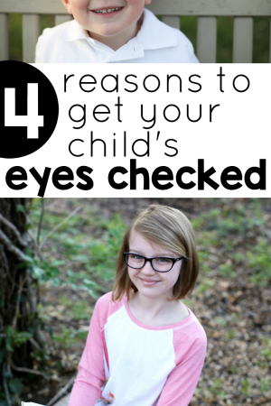 4 Reasons to Get Your Child's Eyes Checked