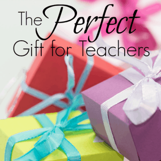 The Perfect Gift For Teachers