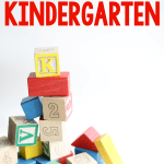 What Your Child Really Needs to Know Before Kindergarten