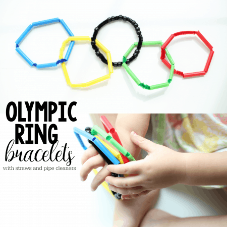 Olympic Ring Bracelets