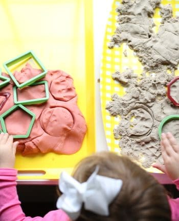 Shape Exploration for Toddlers