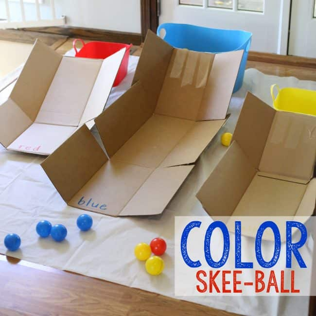 color-skee-ball