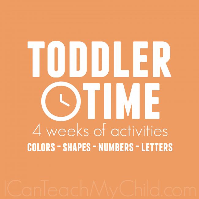 toddler-time