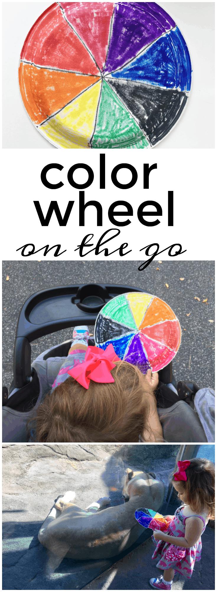color wheel on the go i can teach my child