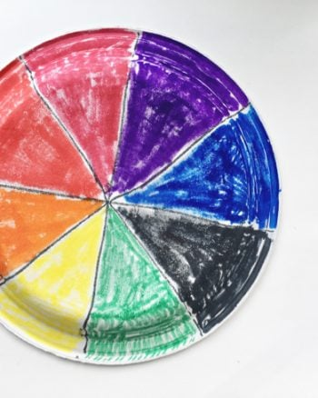 Color Wheel on the Go