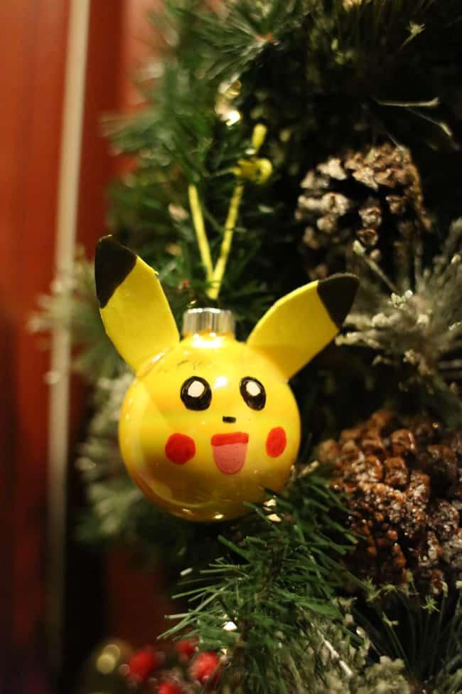 Diy Pokemon Ornament I Can Teach My Child