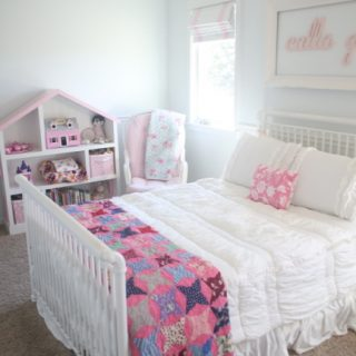 7 Tips for Transitioning to a Big Kid Bed