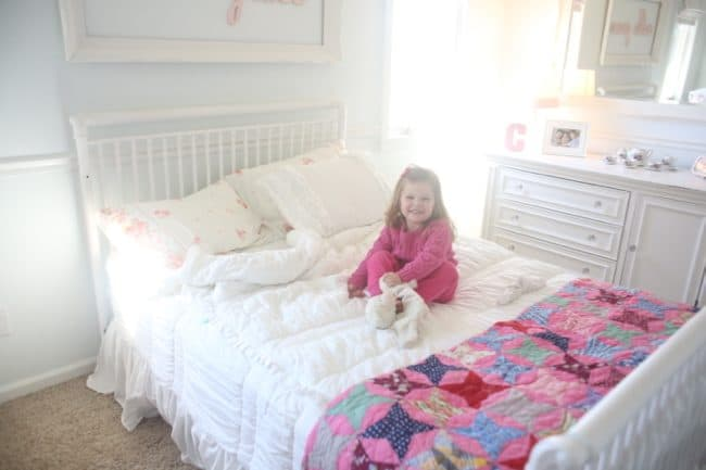 7 Tips for Transitioning Your Child to a Big Kid Bed
