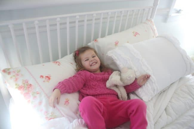 7Tips for Transitioning to a Big Kid Bed