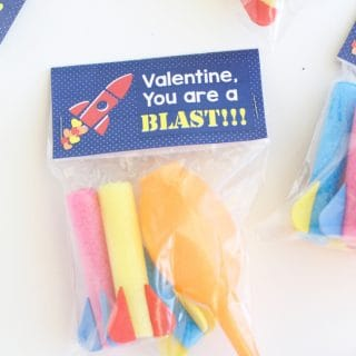 Rocket Launcher Valentines