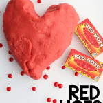Red Hots Playdough