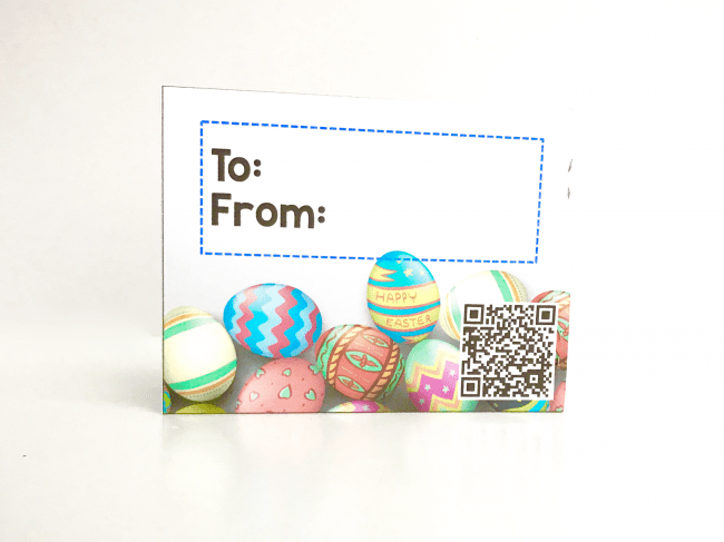 Printable Easter Coupons for Kids