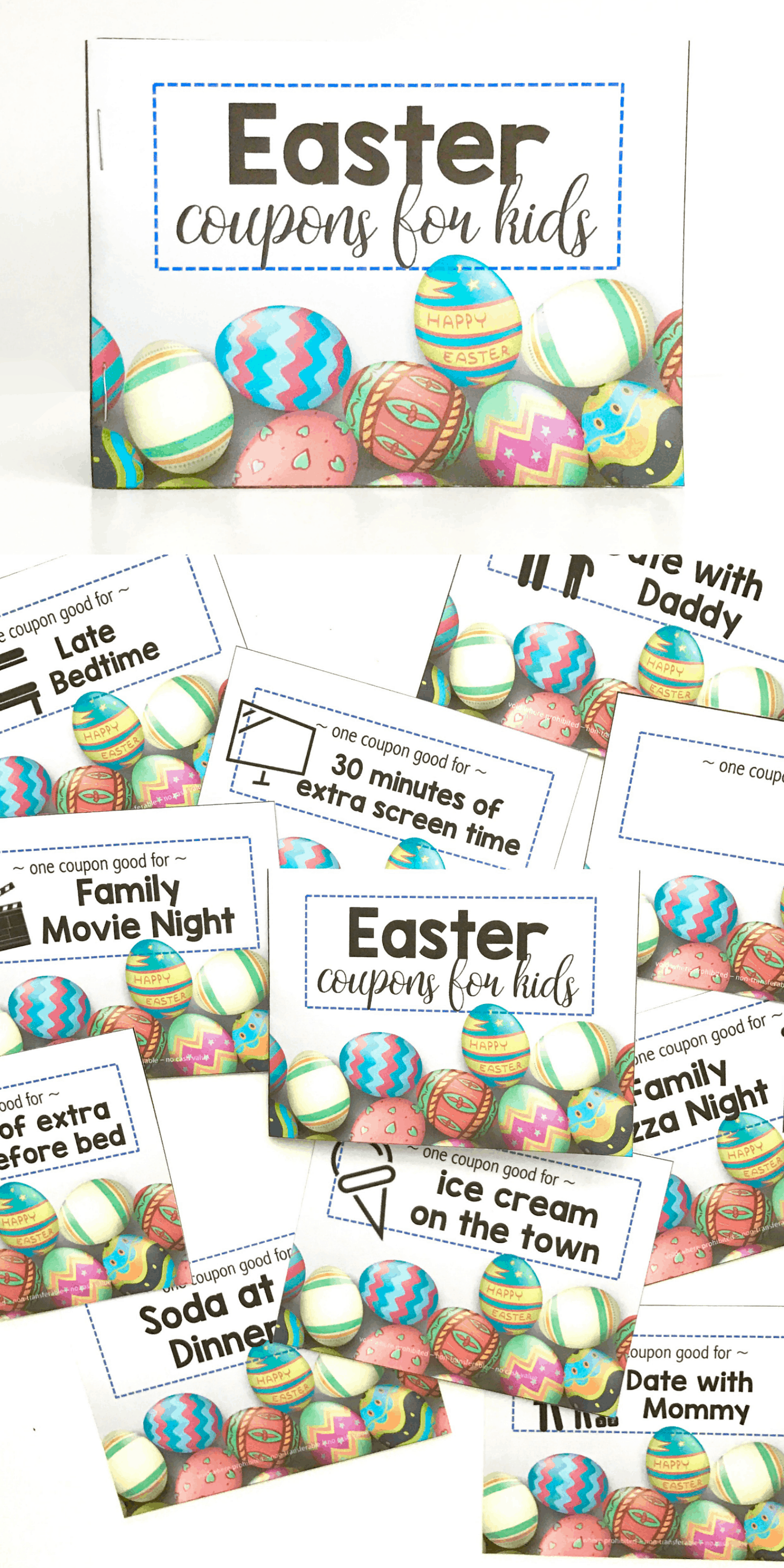 picture regarding Crayola Coupons Printable known as Printable Easter Discount codes for Children - I Can Educate My Little one!