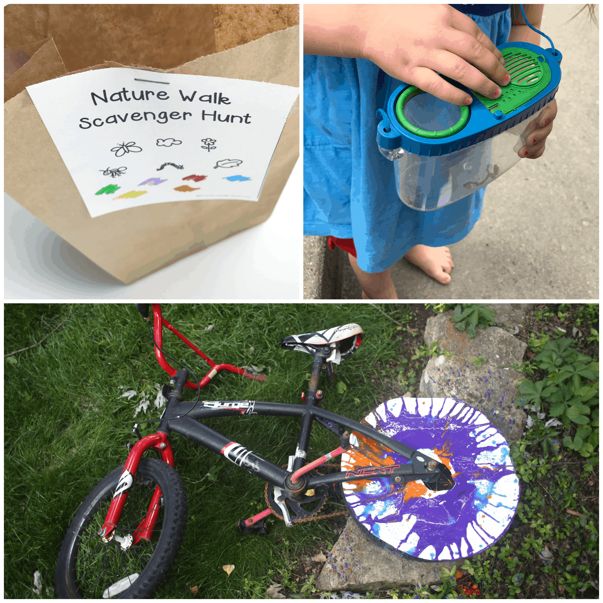 31 Days of Outdoor Activities for Toddlers - I Can Teach ...