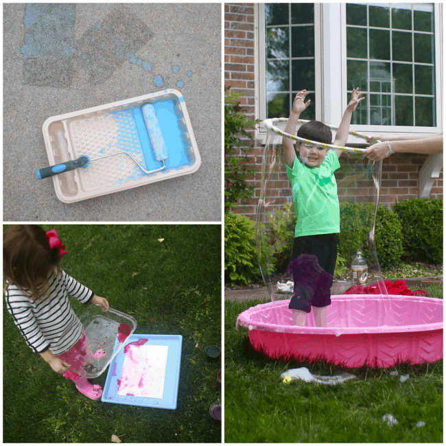 31 Outdoor Activities for Toddlers