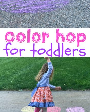 Color Hop for Toddlers