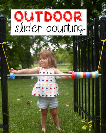 Outdoor Slider Counting