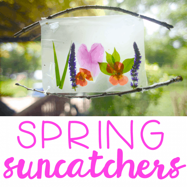 Spring Suncatchers