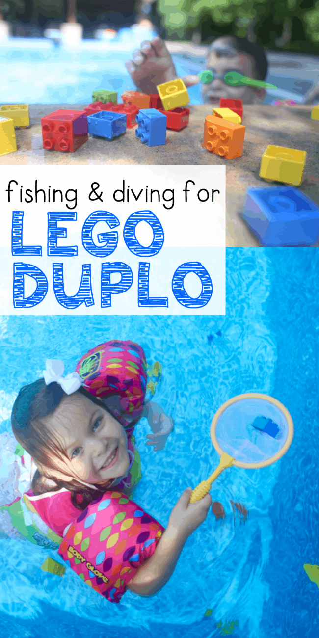 Fishing and Diving For LEGO Duplo