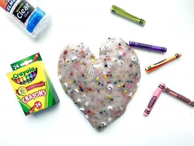 Love for Back to School Slime