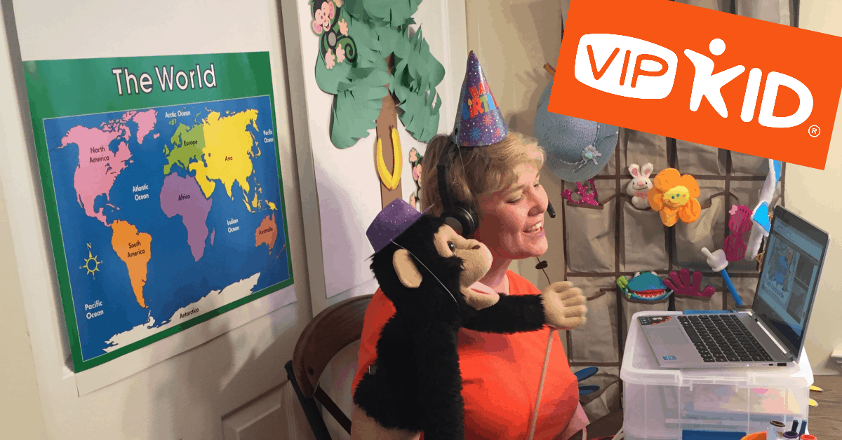Vipkid Work From Home Opportunity For Teachers I Can
