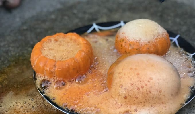 Pumpkin Volcanoes