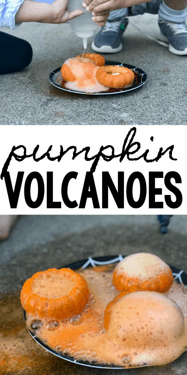 Pumpkin Volcanoes