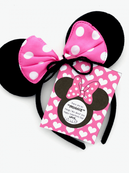 Minnie Mouse Valentine