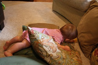 baby obstacle course
