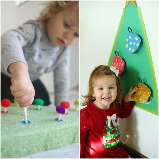 Christmas Trees for Toddlers