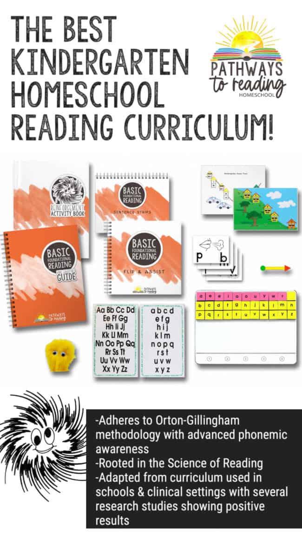 Pathways to Reading Basic Foundational Reading Curriculum 1